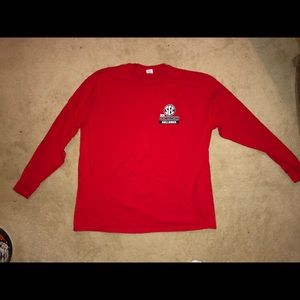 2019 Georgia Bulldogs SEC Championship Long Sleeve